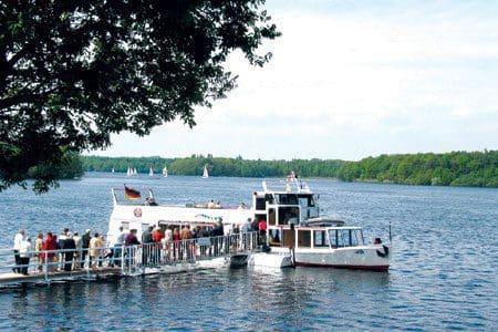 Rund um den Haltener See gibt es viele Freizeitangebote. - Foto: Pfeiffer´s Sythener Flora