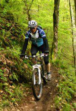 Winterberg: Trails für Mountainbiker in Arbeit