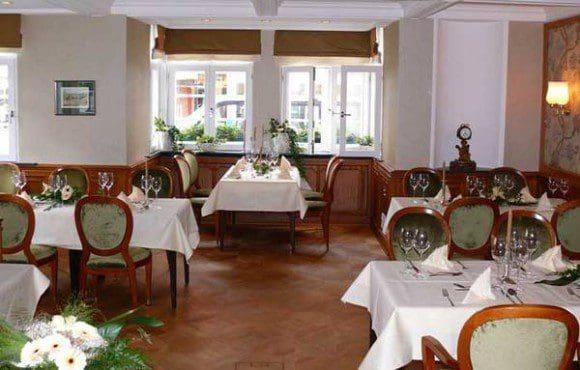 Dass man hier gut speisen kann, das weiß man in Detmold - aber eben auch weiter darüber hinaus - Foto: Detmolder Hof