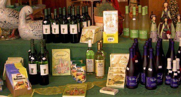 Wie wär es einnaml mit ein paar Geschenken aus dem Hofladen - Foto: Hof Grothues-Potthoff