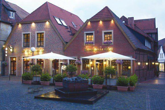 Das Hotel-Restaurant Domschänke gehört inzwischen mit zu den besten Adressen in Westfalen - Foto: Domschänke Billerbeck