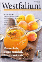 Die Westfalium-Herbstausgabe – ab dem 28. August