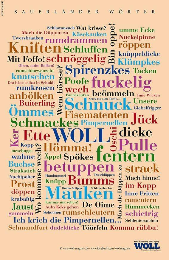 Sauerlander-Worter