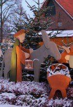 Marienthal: Gesamtkunstwerk, nicht nur im Advent