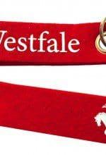 Für die Hosentasche: Westfalen-Schlüsselanhänger