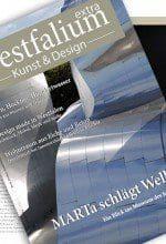 """Westfalium """"Kunst & Design"""": Ab 13.12. im Handel!"""