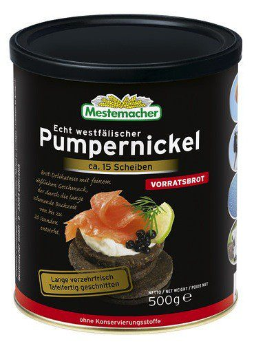 Delikatesse Pumpernickel