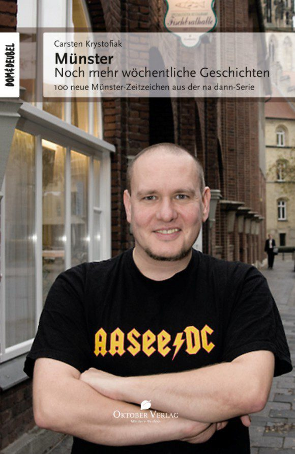 Das zweite Buch mit neuen Münster-Geschichten