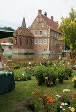Pfingsten: Gartenträume auf Burg Hülshoff