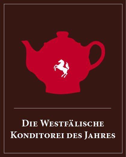 Westfälische Konditorei des Jahres - WESTFALIUM