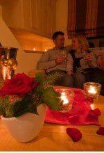 Schmusewochenende: Reisen statt Rosen
