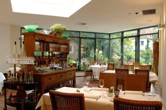 Klein aber fein: Das Restaurant Giverny Münster