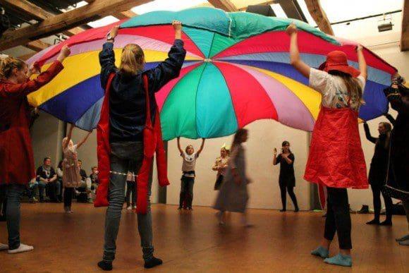 Haus Nottbeck veranstaltet Kinder-Theatertage - Foto: Haus Nottbeck