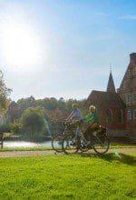 Münsterland bei Radtouristen sehr beliebt