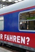 HKX-Züge: Zu Ostern hohe Nachfrage