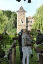 Feste in, Schlossfeste, Burg Hülshoff, Gartenträume, Hedera & Bux