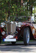 """Gütersloh: Oldtimer Rallye """"Mense Trophy"""""""