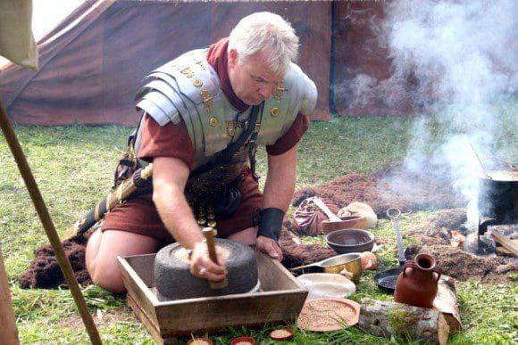 Mittelalterliche Lebensweise wird nachvollziehbar - Fotos: Minden Marketing