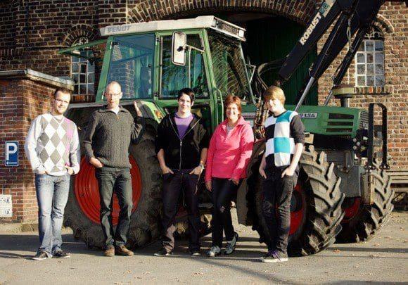 Engagierte Landwirte sorgen für höchste Qualität