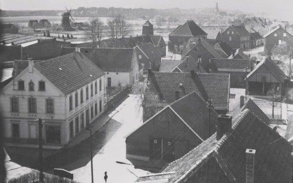 Am Anfang im Jahr 1866 stand die Tischlerei Hetkamp