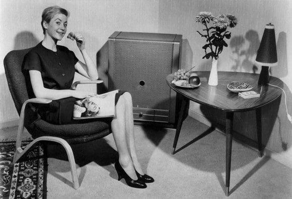 Einrichtungsdesign der Zeit: Das Möbelhaus eröffnet mit modernen Möbeln.