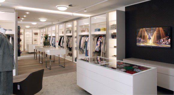 Auch im Bereich Mode ist Hetkamp eine der ersten Adressen im Land