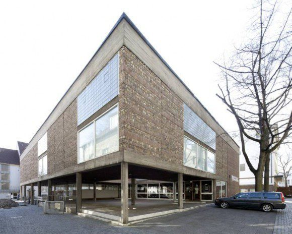 Wilhelm-Mogener-Haus in Soest - Foto: Thomas Robbin