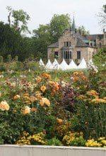 Ippenburg: Ein Rosarium als Geschenk