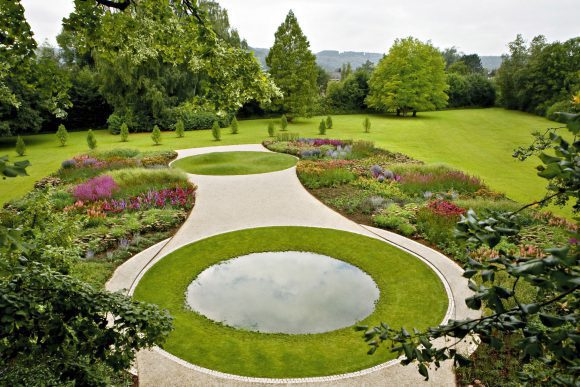 Der Gräfliche Garten in Bad Driburg