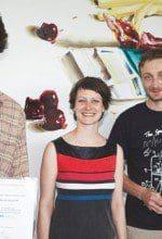 Volksbank Münster fördert junge Künstler