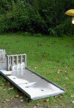 Bad Driburg: Trümmerbahnen-Minigolf