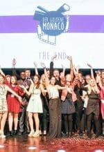 Verleihung des Filmpreises Goldener Monaco