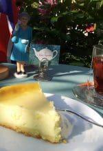 Teegarten: Entspannung auf eine Tasse Tee