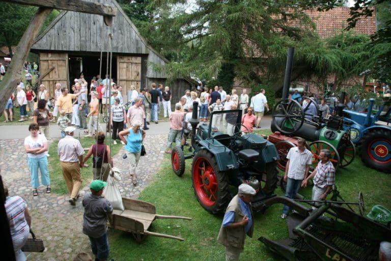 Vreden richtet traditionellen Bauernmarkt aus