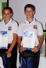 GC Ahaus: Erfolgreiches Jugend-Turnier