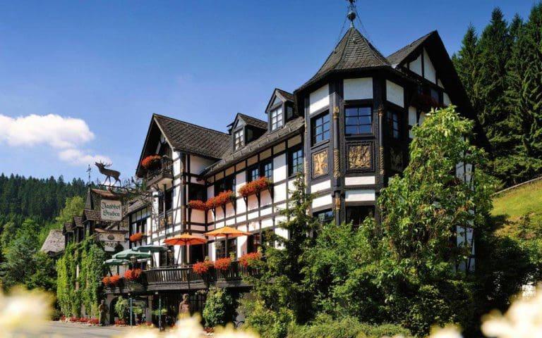 Indian Summer im Hotel Jagdhof Glashütte