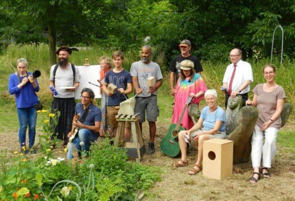 Die Organisatoren des Sommerfestes freuen sich ein echtes Highlight auf der SoestART