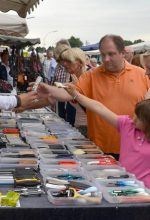 Jakobi lockt wieder tausende zum Krammarkt