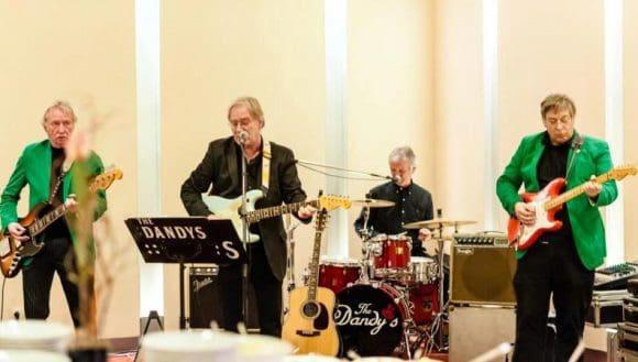 The Dandys machen für Organspenden Werbung - Foto: Mario Bok