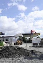 Westfalen baut in Zusammenarbeit mit der Clean Energy Partnership (CEP) eine Wasserstoff-Betankungsanlage