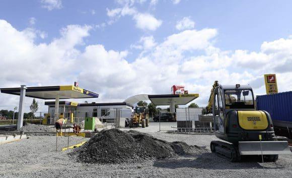 Die Westfalen AG baut in Zusammenarbeit mit der Clean Energy Partnership (CEP) eine Wasserstoff-Betankungsanlage