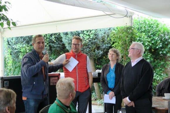 Detlef Kracht, Lars Lambracht, Angela Murray, Reinhard Scherfeld