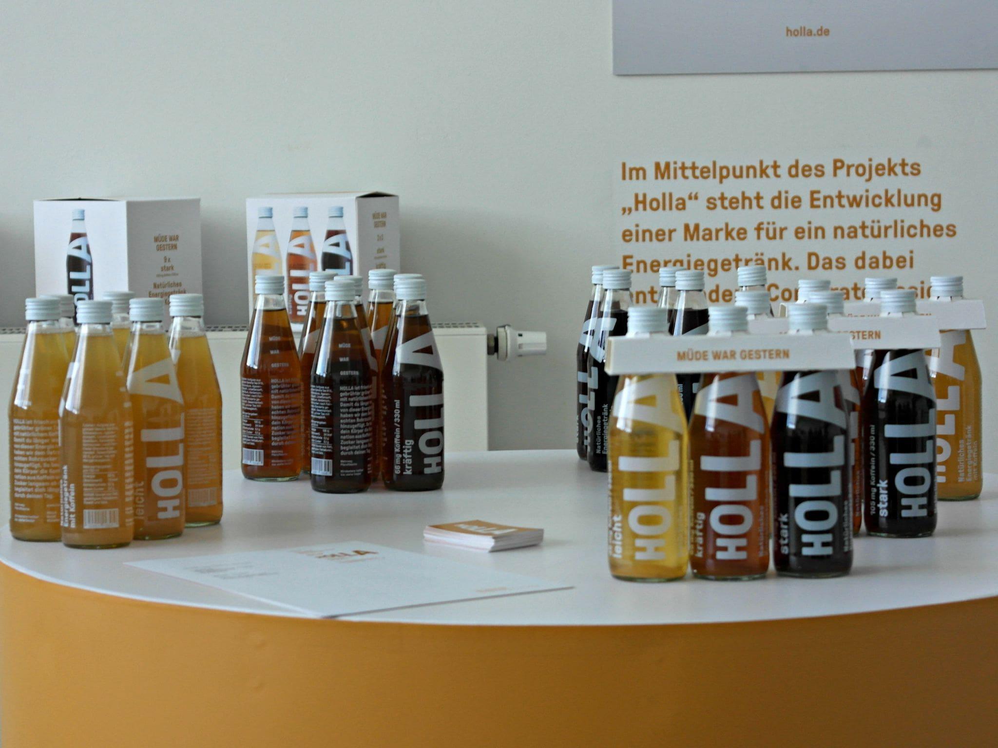 Philipp Schwabe kreierte das Corporate Design für ein Startup-Unternehmen aus Münster