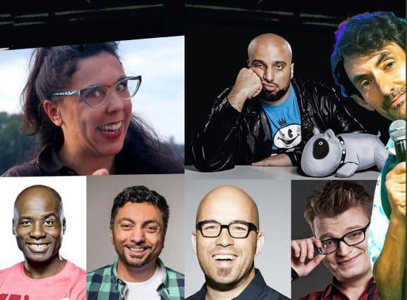 Ein starkes Programm mit großen Namen aus Kabarett und Comedy