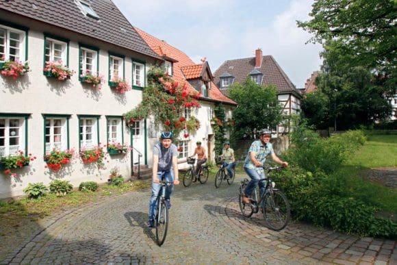 Werl Kirchplatz- Foto: Stadt Werl / W. Henke