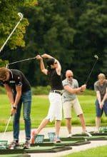 Münster: Einladung zum großen Golf-Turnier