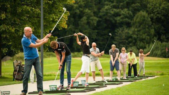 Der Golfclub Münster-Tinnen ist eine hervorragend gepflegte Anlage im Süden von Münster
