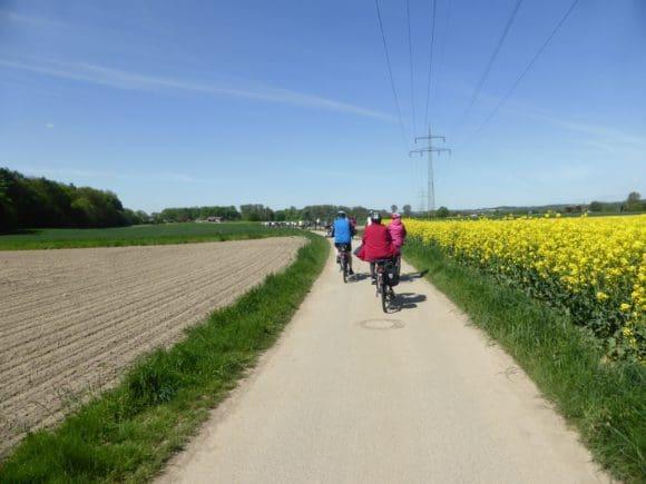 Menden-Halingen: Grüner Weg