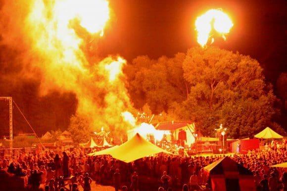 Ein riesiges Mittelalter-Festival macht Station in Telgte