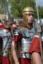 Haltern: Legionäre nehmen das Westtor ein